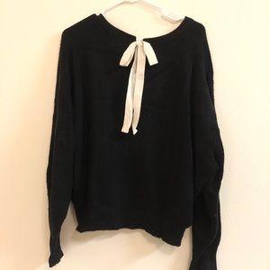 Zara Bow Sweater